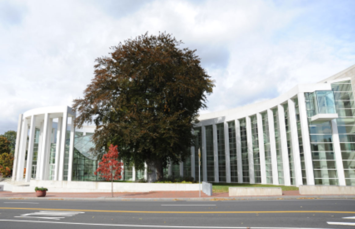 New Springfield Federal Courthouse